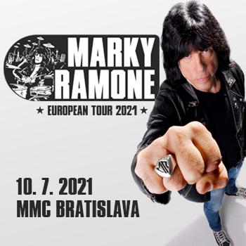 Marky Ramone's Blitzkrieg + Support