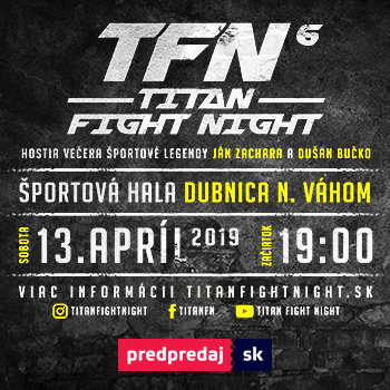 Titan Fight Night 6